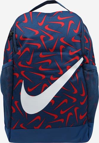 Rucsac 'Brasilia' de la Nike Sportswear pe albastru