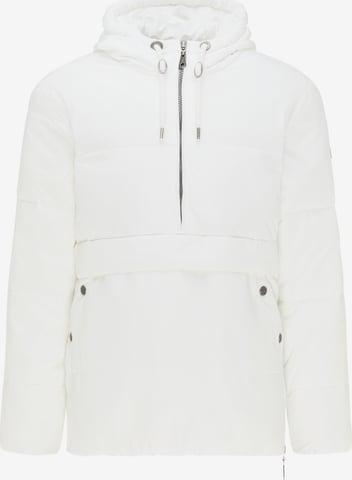 Veste d'hiver DreiMaster Maritim en blanc