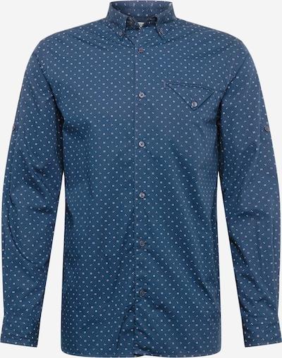 JACK & JONES Hemd 'Daniel' in navy / grau, Produktansicht