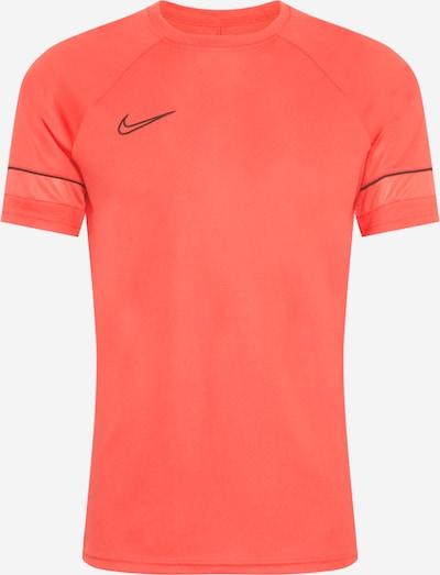 NIKE Sportshirt in knallrot / schwarz, Produktansicht