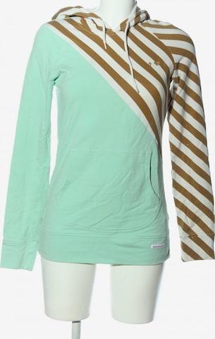 Blutsschwester Sweatshirt & Zip-Up Hoodie in M in Green