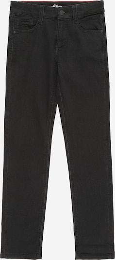 Džinsai iš s.Oliver Junior , spalva - juodo džinso spalva, Prekių apžvalga