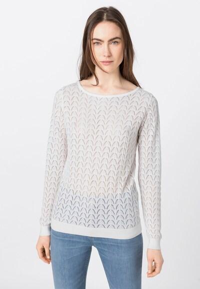HALLHUBER Pullover in weiß, Modelansicht