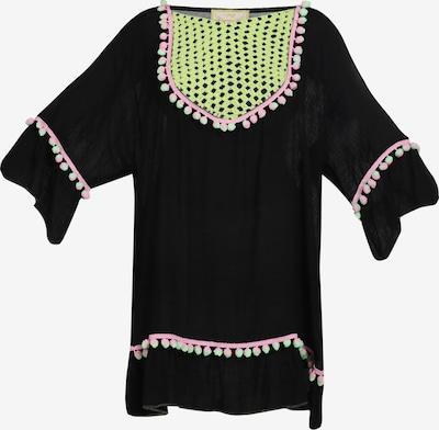 MYMO Strandjurk in de kleur Kiwi / Zwart, Productweergave