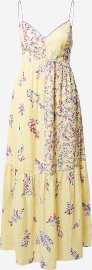 FRENCH CONNECTION Robe en bleu / jaune / violet / rose, Vue avec produit