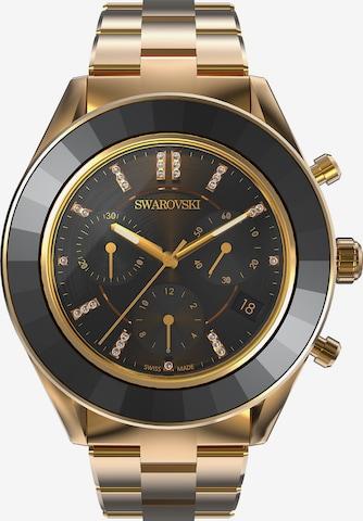 Swarovski Analog Watch in Gold