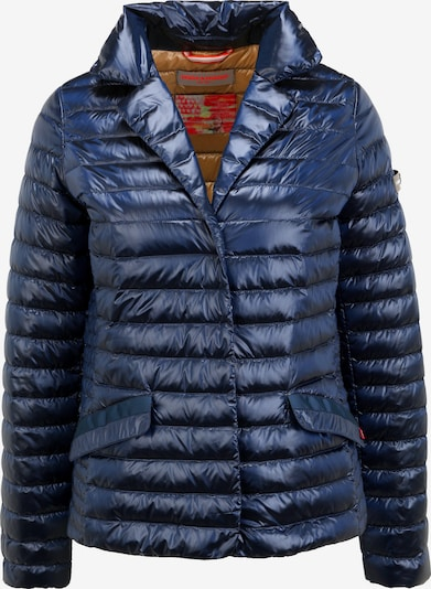 Frieda & Freddies Steppjacke 'DOWN JACKET' in blau / dunkelblau, Produktansicht