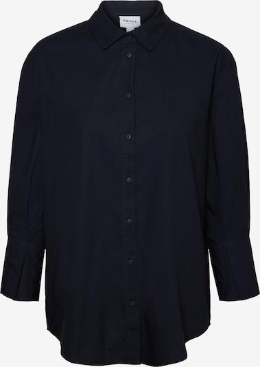 Vero Moda Aware Bluse 'Riley' in nachtblau, Produktansicht