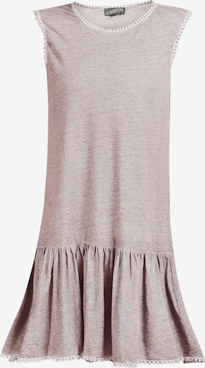 DreiMaster Vintage Sommerkleid in braun, Produktansicht