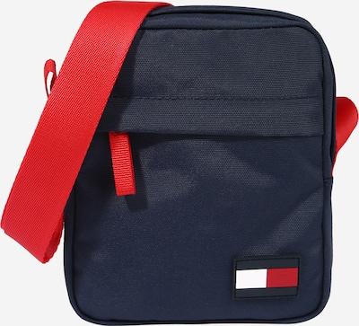 TOMMY HILFIGER Tas in de kleur Navy / Vuurrood / Wit, Productweergave
