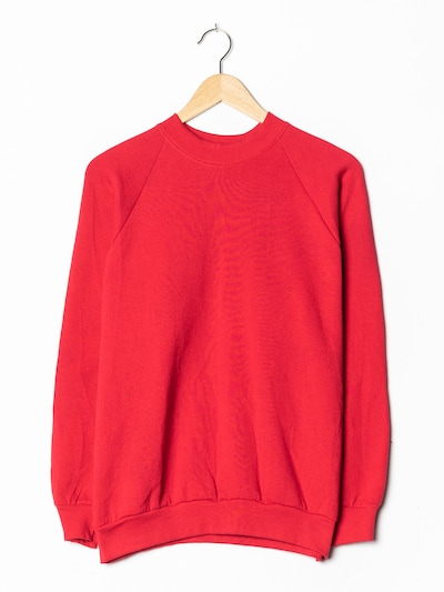 FRUIT OF THE LOOM Pullover in XXL in rot, Produktansicht