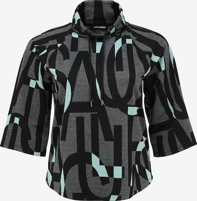 Doris Streich Shirt in Grey / Jade / Black, Item view
