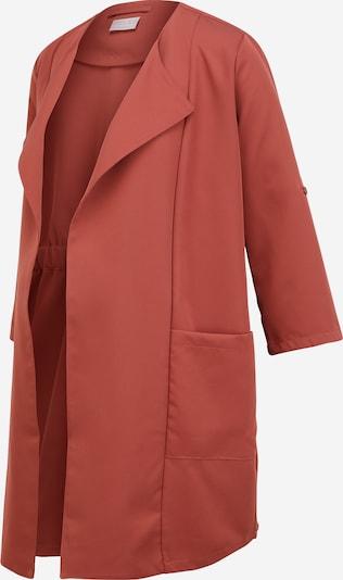 MAMALICIOUS Övergångskappa 'PCMPAIGE' i röd, Produktvy