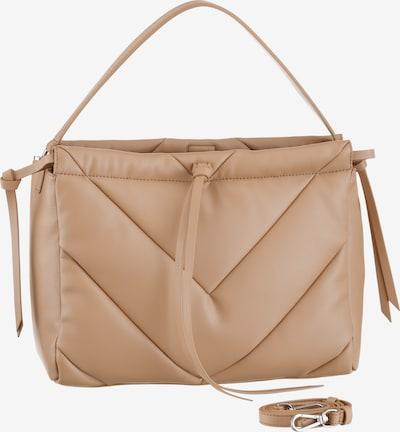 BOSS Casual Handbag in Light brown: Frontal view