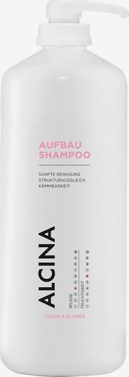 Alcina Shampoo 'Aufbau' in pink / weiß, Produktansicht
