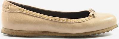Car Shoe Klassische Ballerinas in 38 in creme / gold, Produktansicht