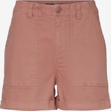 Vero Moda Tall Shorts 'Barb' in Pink