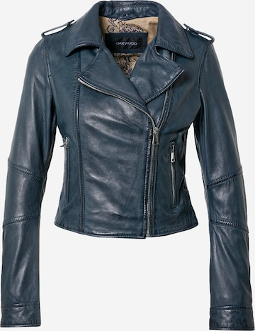 OAKWOOD Between-season jacket 'Alizee' in Green