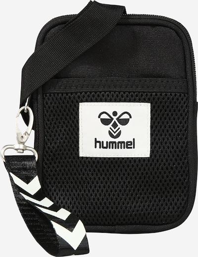 Hummel Torba 'ELECTRO SHOULD' u crna / bijela, Pregled proizvoda