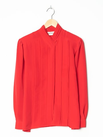 Yves St. Clair Bluse in L in Rot