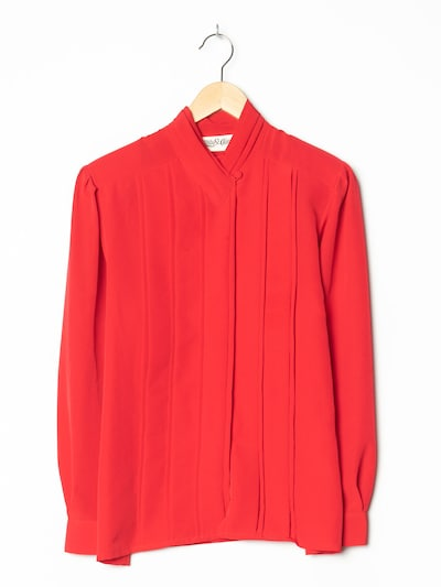 Yves St. Clair Bluse in L in rot, Produktansicht