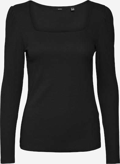 VERO MODA Shirt 'Natasha' en noir, Vue avec produit