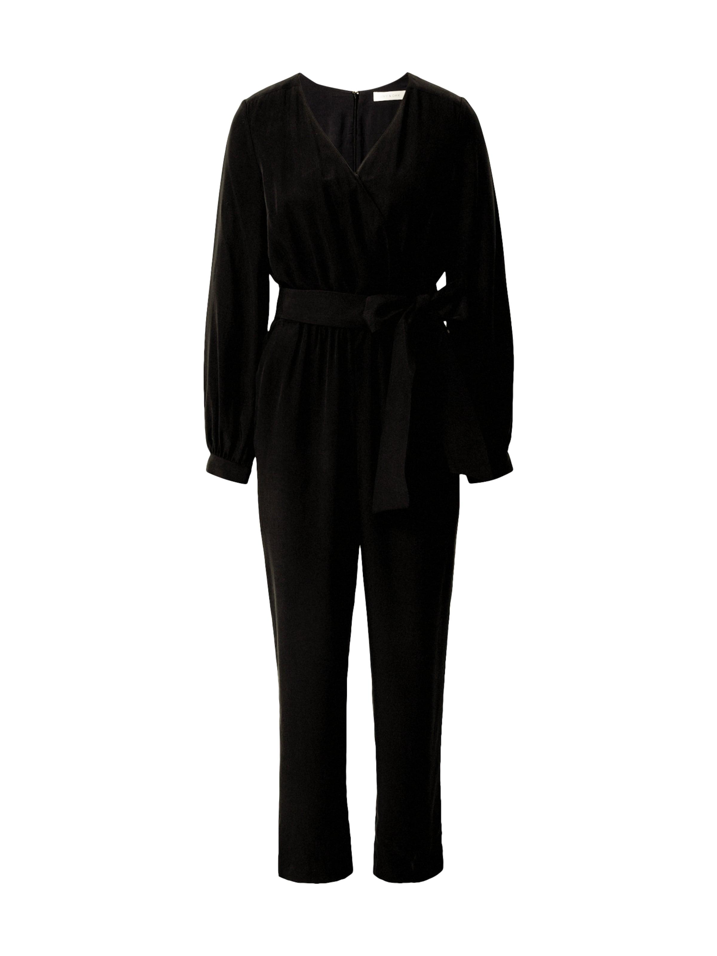 IVY & OAK Jumpsuit i svart