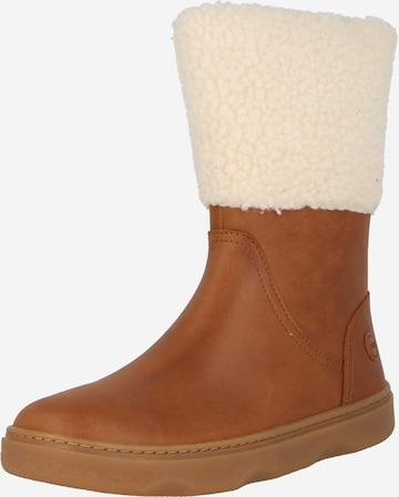 CAMPER Stiefel 'Kido' in Braun