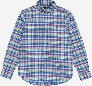 Chemise Polo Ralph Lauren en bleu