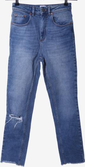 ASOS DESIGN High Waist Jeans in 29/32 in blau, Produktansicht