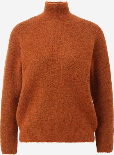 Y.A.S Petite Pullover 'BALIRA' in braun, Produktansicht