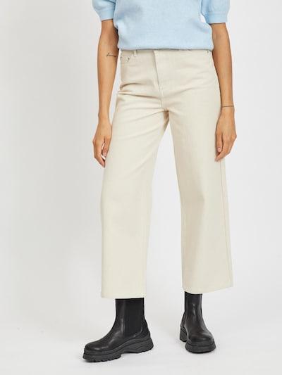 VILA Jeans 'VIMOANO' in hellbeige, Modelansicht
