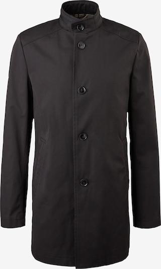 s.Oliver BLACK LABEL Übergangsmantel in schwarz, Produktansicht