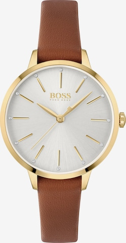 BOSS Casual Analog Watch in Brown