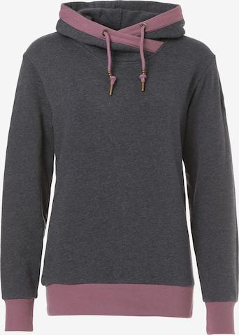 Lakeville Mountain Sweatshirt 'Lissa' in Grey