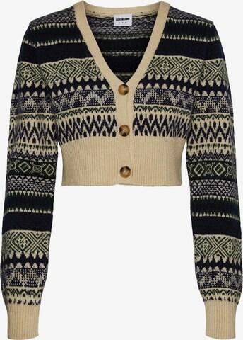 Noisy may Knit Cardigan 'SEVDA' in White