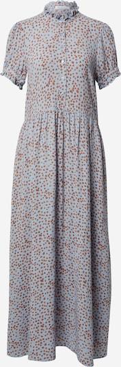 KnowledgeCotton Apparel Robe d'été 'Fleur' en lilas, Vue avec produit