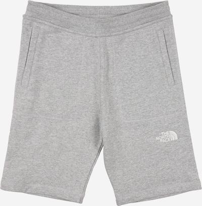 THE NORTH FACE Spodnie sportowe w kolorze jasnoszary / białym, Podgląd produktu