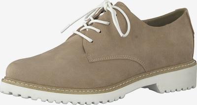 MARCO TOZZI Šnurovacie topánky - telová, Produkt