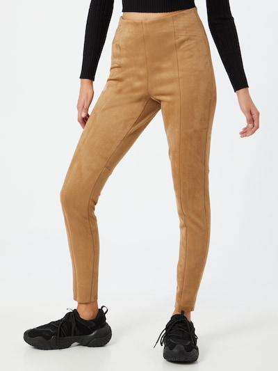 Tamprės iš ONLY , spalva - ruda, Modelio vaizdas