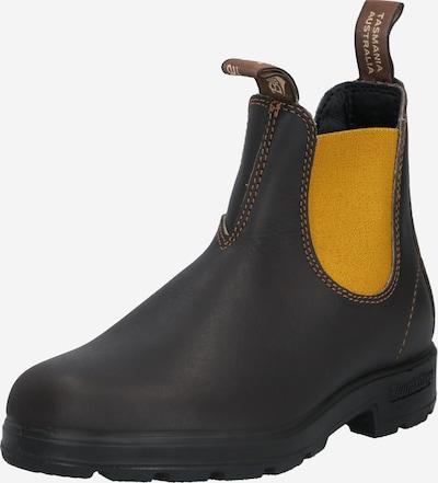 Chelsea batai iš Blundstone , spalva - tamsiai ruda / garstyčių spalva, Prekių apžvalga