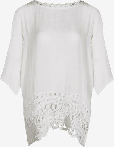 Usha Tunika in weiß, Produktansicht
