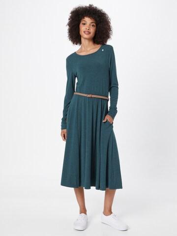 Ragwear Kleid 'BENITE' in Grün