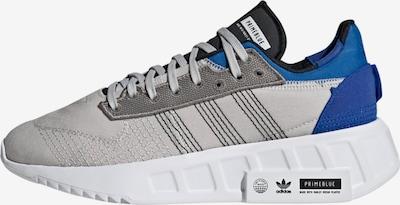 ADIDAS ORIGINALS Baskets 'Geodiver Primeblue' en bleu / gris clair / noir, Vue avec produit
