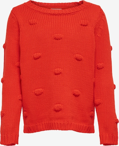 Pulover KIDS ONLY pe portocaliu neon, Vizualizare produs