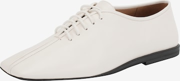 Ekonika Lace-Up Shoes in White
