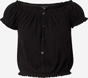 NEW LOOK Shirt in Zwart