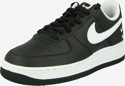Nike Sportswear Sneakers low in Black / White: Frontal view