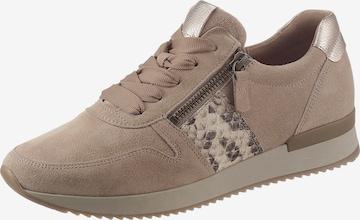GABOR Sneakers in Beige