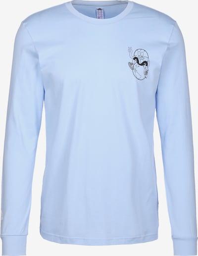 ADIDAS PERFORMANCE T-Shirt fonctionnel 'Lil Stripe' en bleu, Vue avec produit